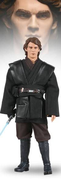 "Database poupées 12"" AnakinSkywalker-SideshowExclusive"