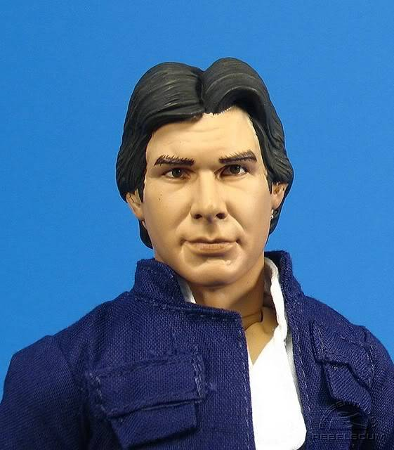 Heroes of the Rebellion - 12 inch Figures HAN-19