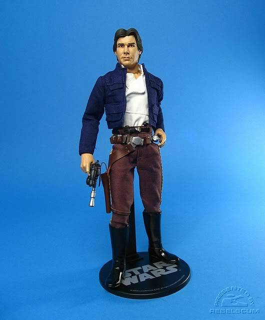 Heroes of the Rebellion - 12 inch Figures HAN-24