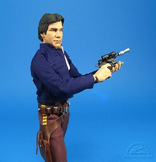 Heroes of the Rebellion - 12 inch Figures HAN-28