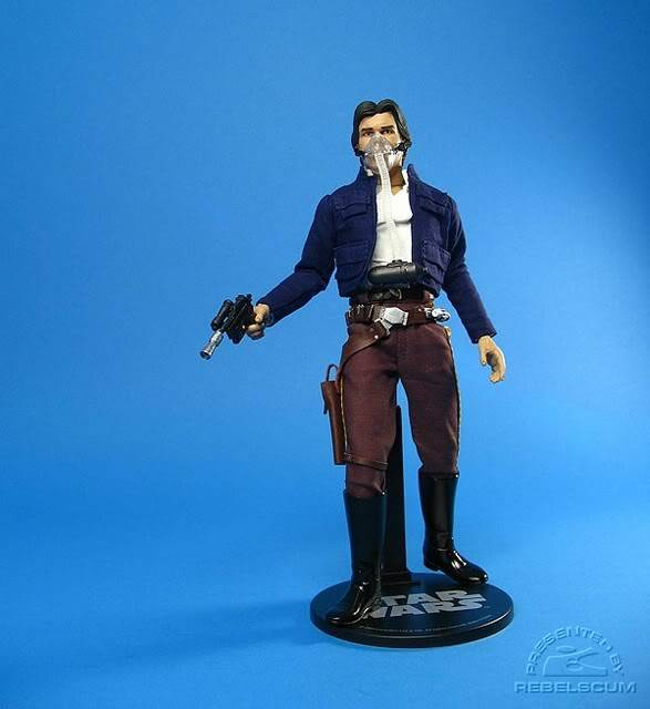 Heroes of the Rebellion - 12 inch Figures HAN-REG-04