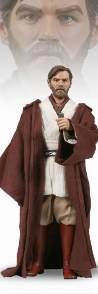 "Database poupées 12"" Obi-WanKenobi"