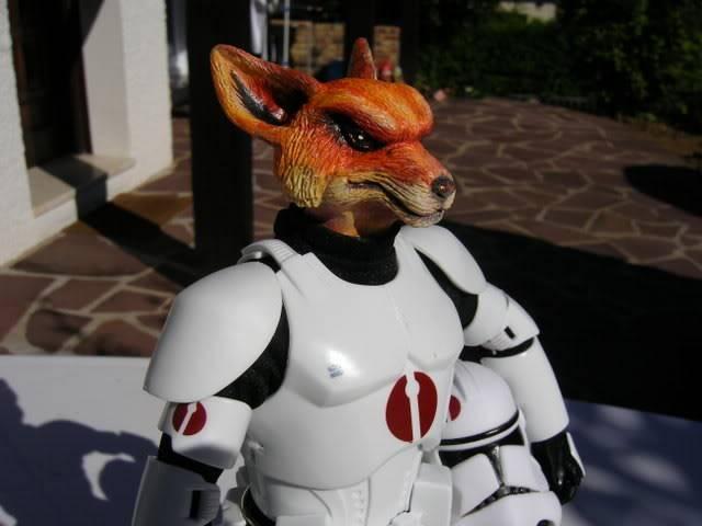 Sculpture - Tête de la Mascotte Galaxie-starwars.com Photo872