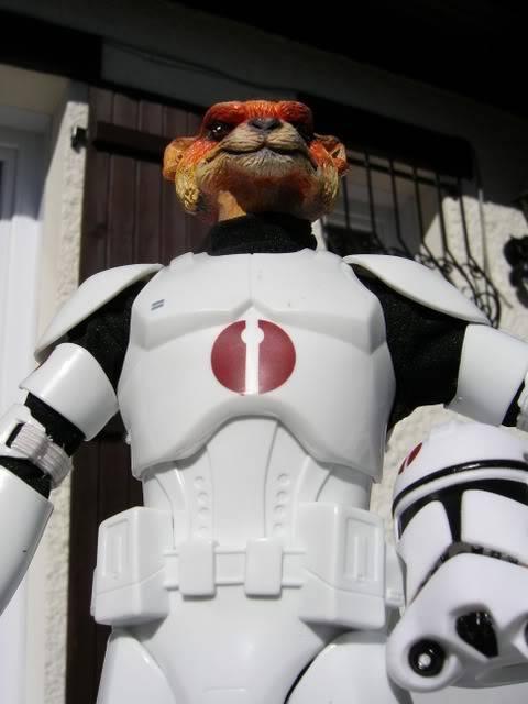 Sculpture - Tête de la Mascotte Galaxie-starwars.com Photo878