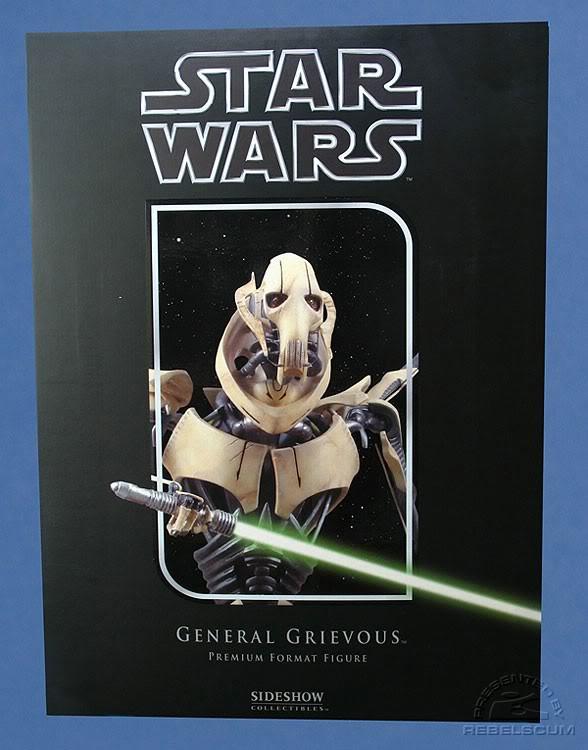 Général Grievous 1/4 Premium SCgrievous0001