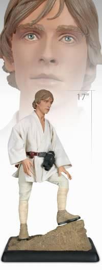 Luke Skywalker 1/4 premium Luke