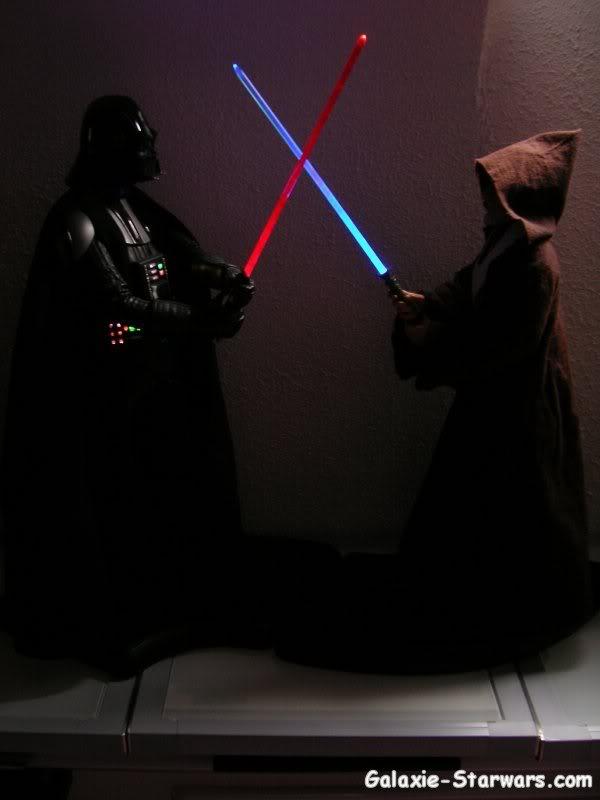 Obi-Wan Kenobi 1/4 Premium Photo1095