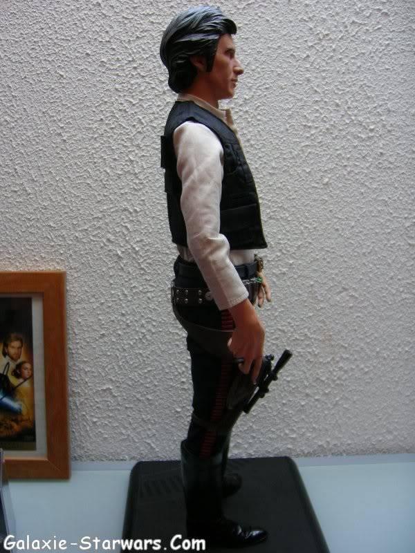 Han Solo 1/4 premium Photo1164-1