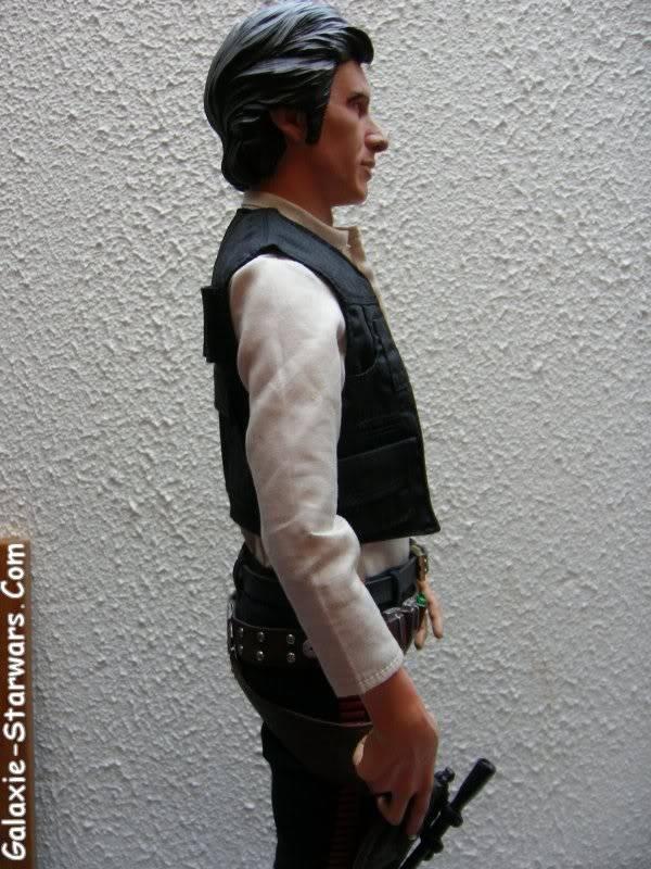 Han Solo 1/4 premium Photo1165-1