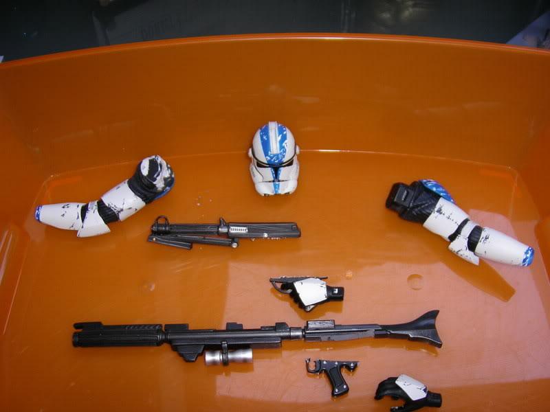 Custom Clone Trooper Kotobukiya en Fox Trooper Photo304