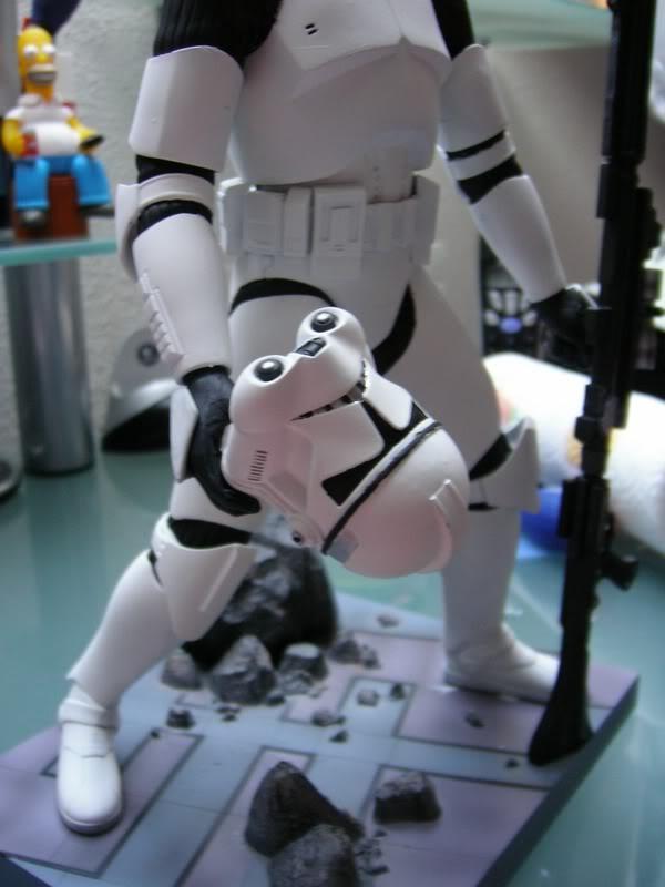 Custom Clone Trooper Kotobukiya en Fox Trooper Photo320