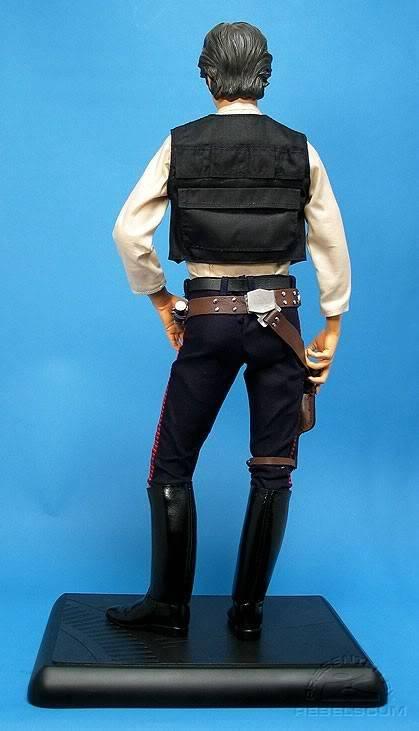 Han Solo 1/4 premium SChan39