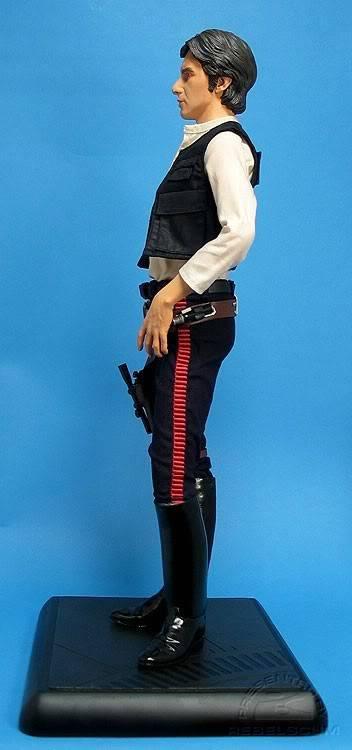 Han Solo 1/4 premium SChan40
