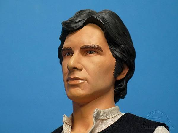Han Solo 1/4 premium SChan83