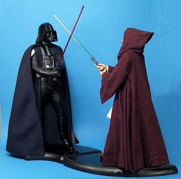 Darth Vader 1/4 premium SCobiwan848