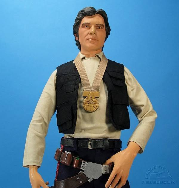 Han Solo 1/4 premium exclusive edition SSCexHS_0007