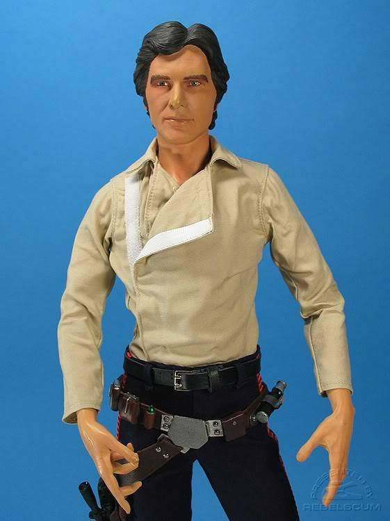 Han Solo 1/4 premium exclusive edition SSCexHS_0012