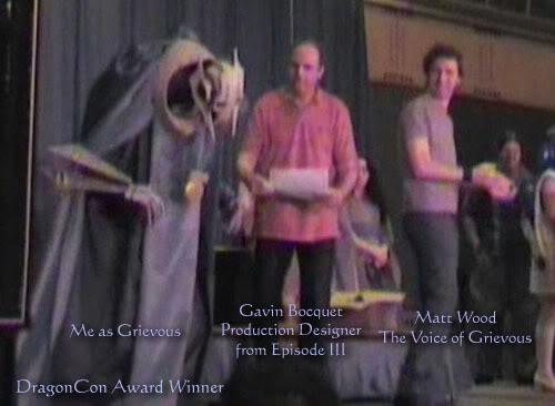 Costiume et Réplica - Life size General Grievous  DcAward