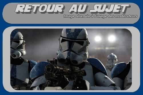 SONDAGE : Star Wars The Clone Wars le film et la série TV RetourOK