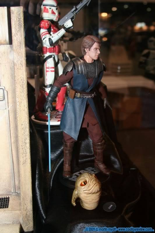 Anakin Skywalker - Clone Wars 12 inch figure IMG_0758