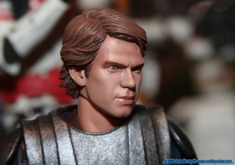 Anakin Skywalker - Clone Wars 12 inch figure IMG_0760