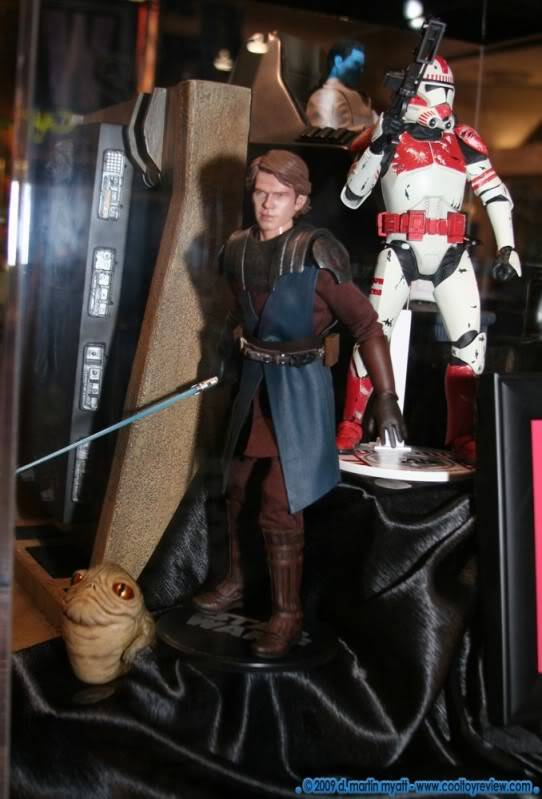 Anakin Skywalker - Clone Wars 12 inch figure IMG_0772