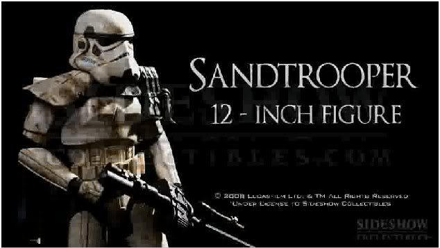 Sandtrooper 12 Inch figure Sideshow Image2-10