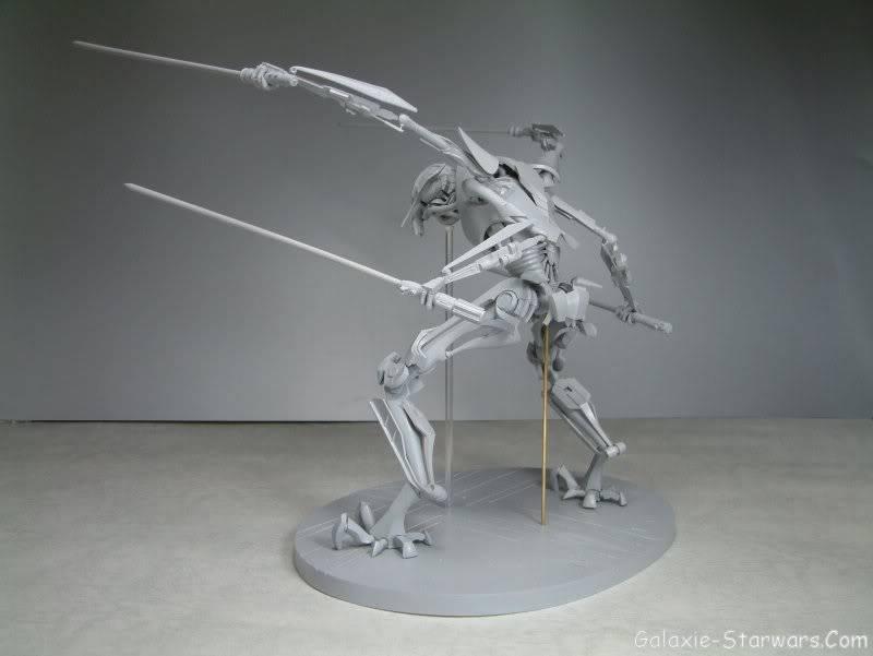 Général Grievous ARTFX Statue Gr01