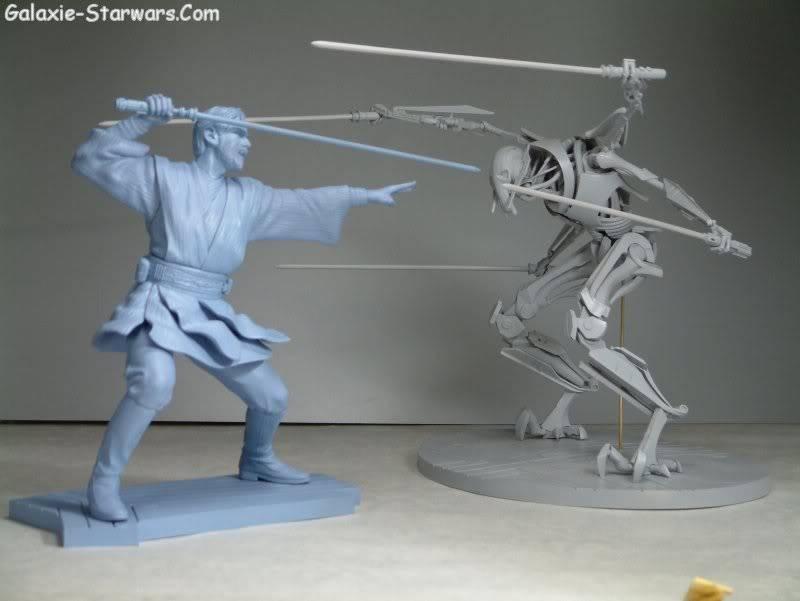 Général Grievous ARTFX Statue Gr05
