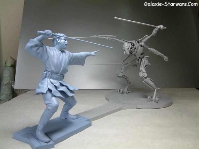 Général Grievous ARTFX Statue Gr12