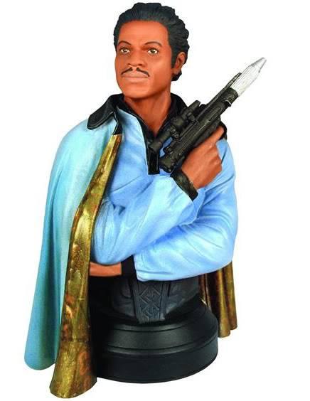 Comic-Con : buste lando Calrissian ESB Lando