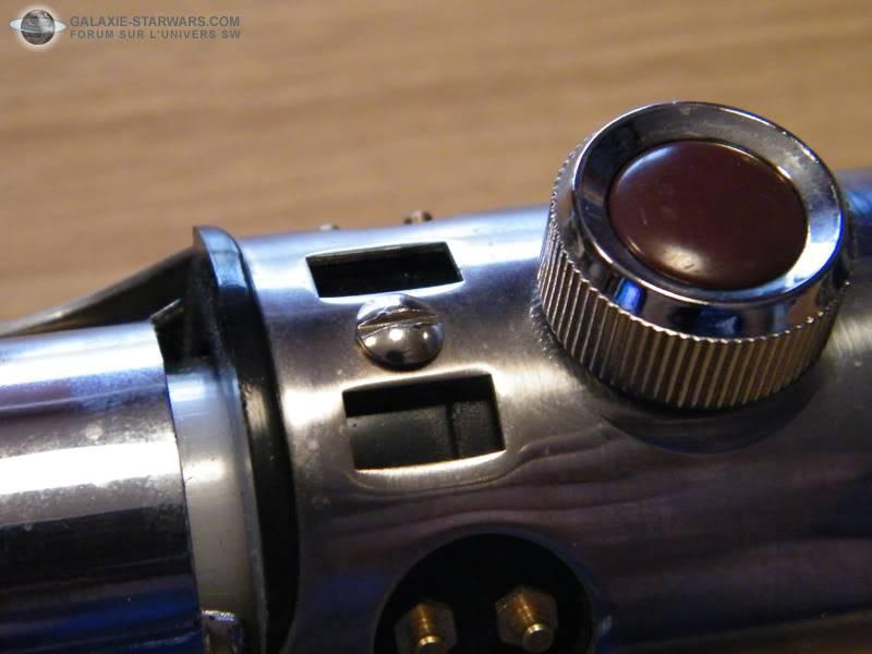 Tuto démontage sabre Master Replicas FX Luke épisode V (ESB) DSCF3090copie