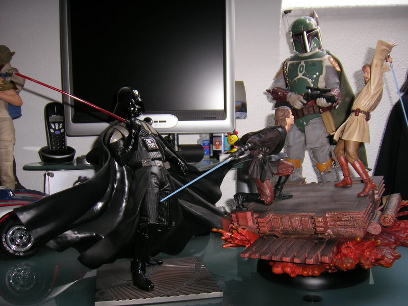 Diorama Anakin VS Obiwan episode III - Page 4 Photo1002-1