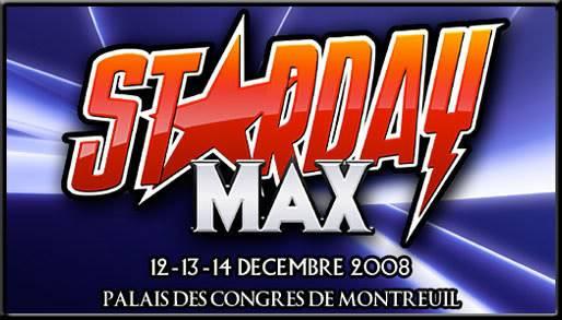 Starday Max 12 au 14 Décembre 2008 SDMax