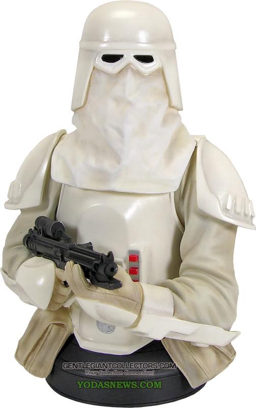 Snowtrooper Mini Bust SnowtrooperMB