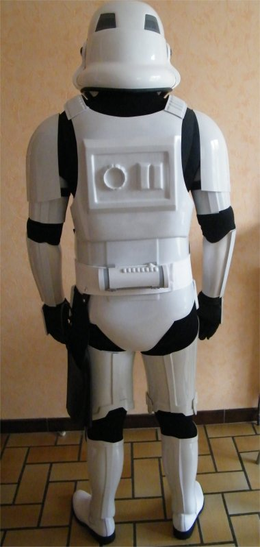 Costume Stormtrooper ESB - ANH Image2