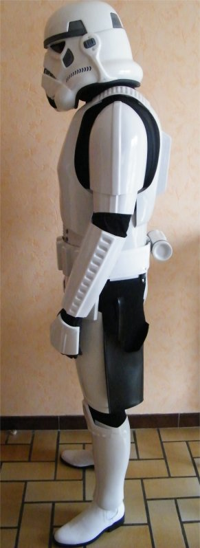 Costume Stormtrooper ESB - ANH Image3