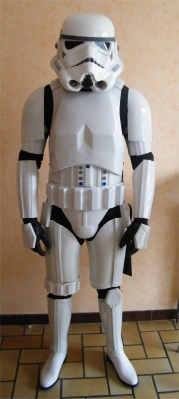 Costume Stormtrooper ESB - ANH Image5