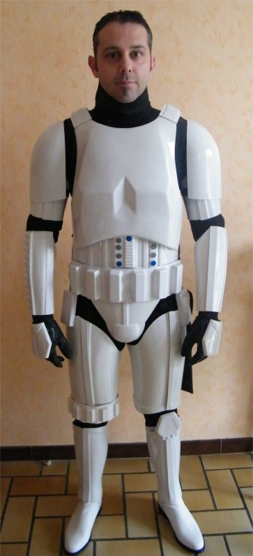 Costume Stormtrooper ESB - ANH Image6