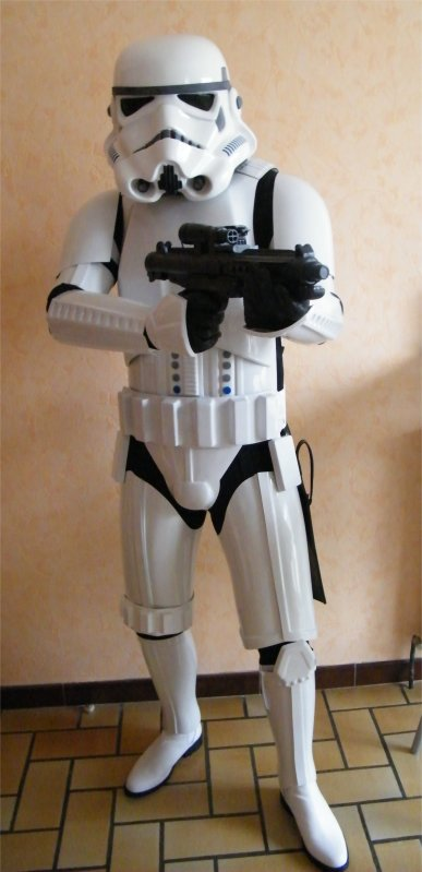 Costume Stormtrooper ESB - ANH Image7