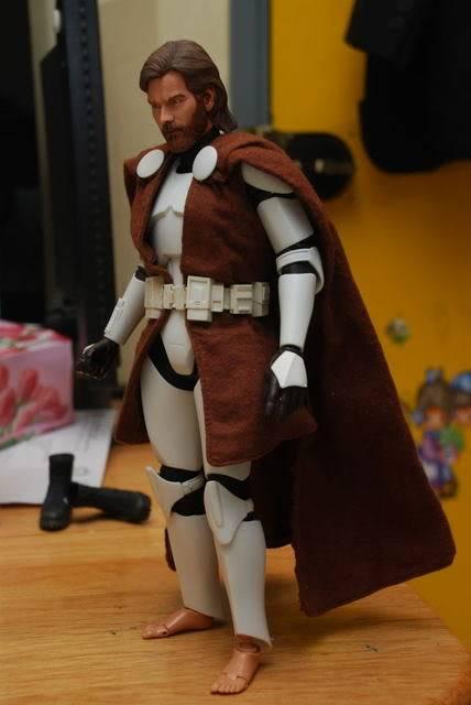 Custom Général Kenobi Clone Wars - 12 pouces 20081026015838389_jpg
