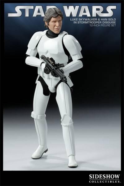 12 inch Luke Skywalker et Han Solo in Stormtrooper exclu 2179_press05-001
