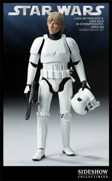 12 inch Luke Skywalker et Han Solo in Stormtrooper exclu 2179_press08-001
