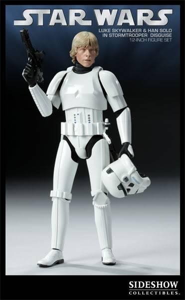 12 inch Luke Skywalker et Han Solo in Stormtrooper exclu 2179_press09-001