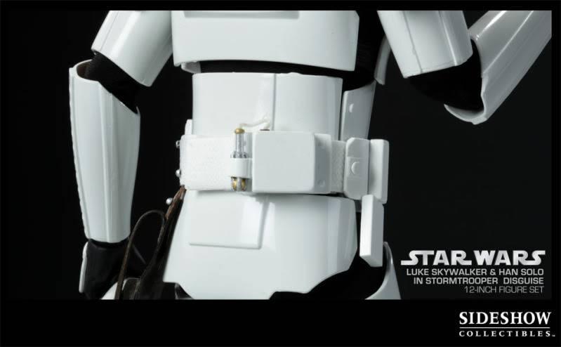 12 inch Luke Skywalker et Han Solo in Stormtrooper exclu 2179_press10-001