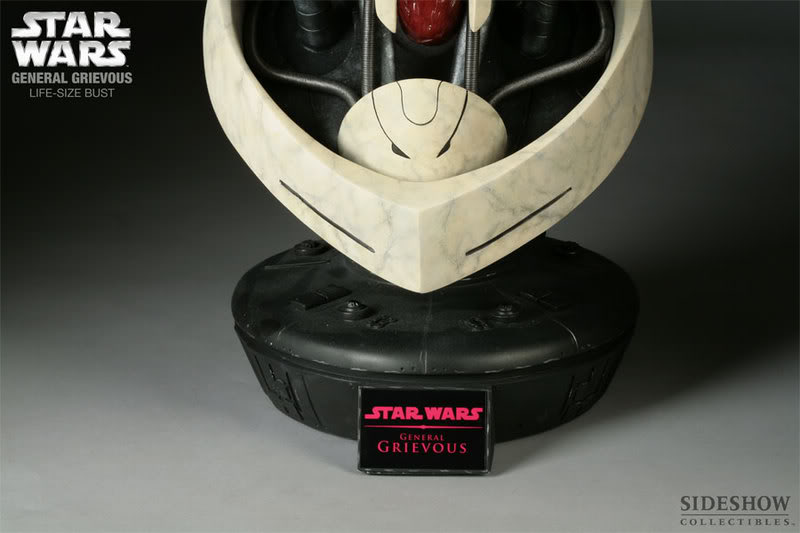 The General Grievous Life-Size Bust 2945_press06-001