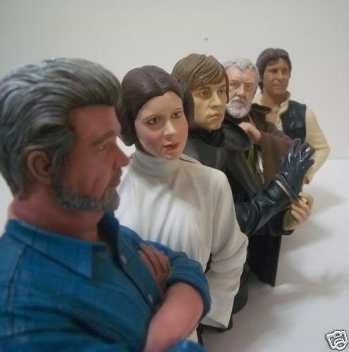 George Lucas - Mini Bust 6599_12