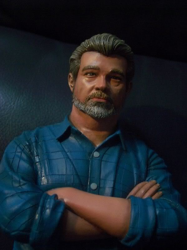 George Lucas - Mini Bust 6608_3