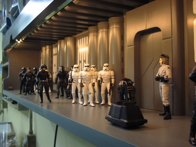Death Star briefing room custom by Rodger Smith DHS2