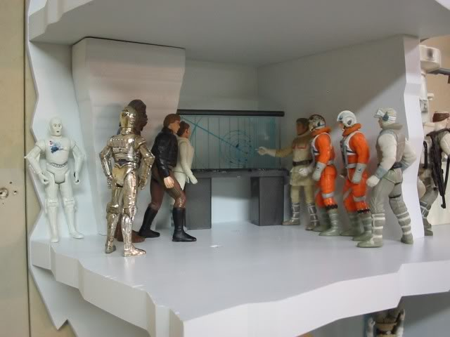 Death Star briefing room custom by Rodger Smith HBS4
